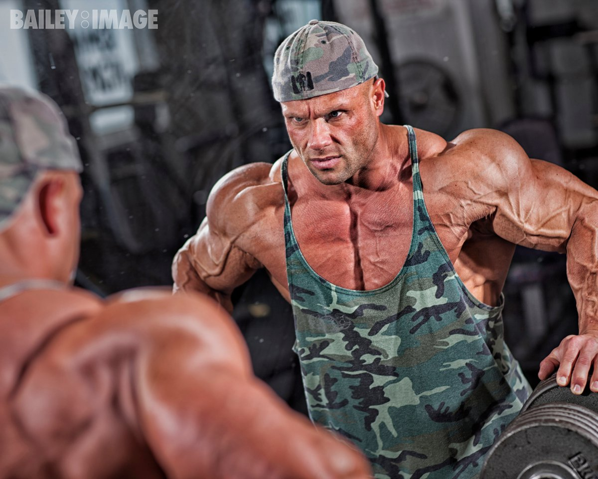 Anth Bailes Muscle Insider Magazine – Fitness Photographer
