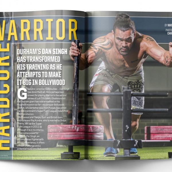 Dan Singh - Gladiator, Wrestler and Bodybuilder