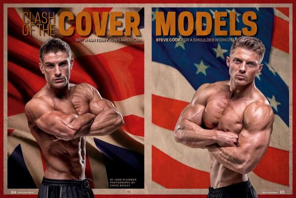 Ryan Terry + Steve Cook