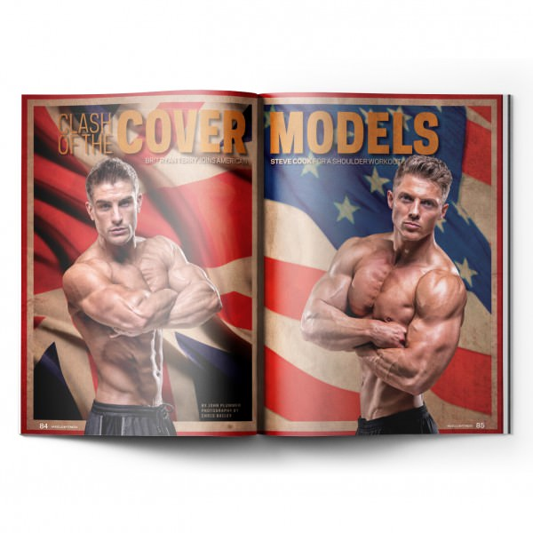 Muscle and Fitness | Flex Magazine | 2014 Publications