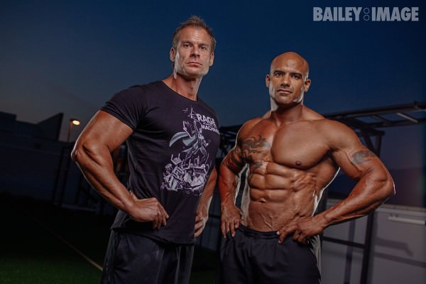 Nick Mitchell Ultimate Performance -  Killer Chest and Arms Programme