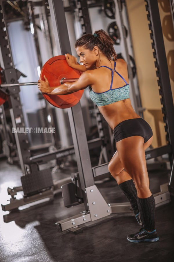 Karina Skowronska by Womens Fitness Photographer C. Bailey