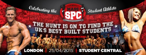 MASS Presents STUDENT PHYSIQUE CHAMPIONSHIP GRAND FINALE
