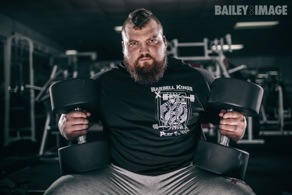 Video: Eddie Hall Deadlift World Record Holder